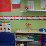 preschool work area